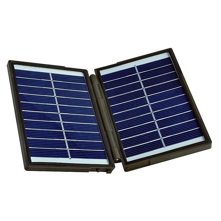 Optional Mini solar panel